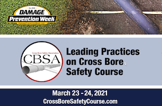 Course - Using the Leading Practices for Cross Bore Risk Reduction