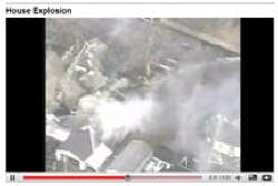 House Exposion  - YouTube Video